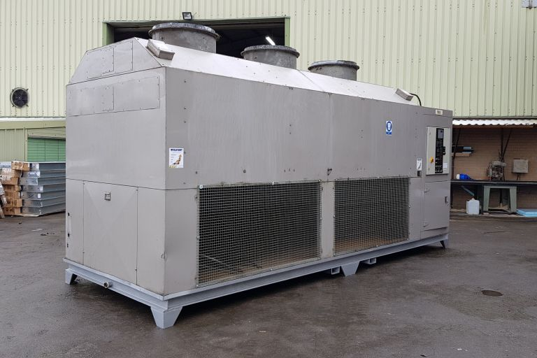 Bradley Refrigeration Unit