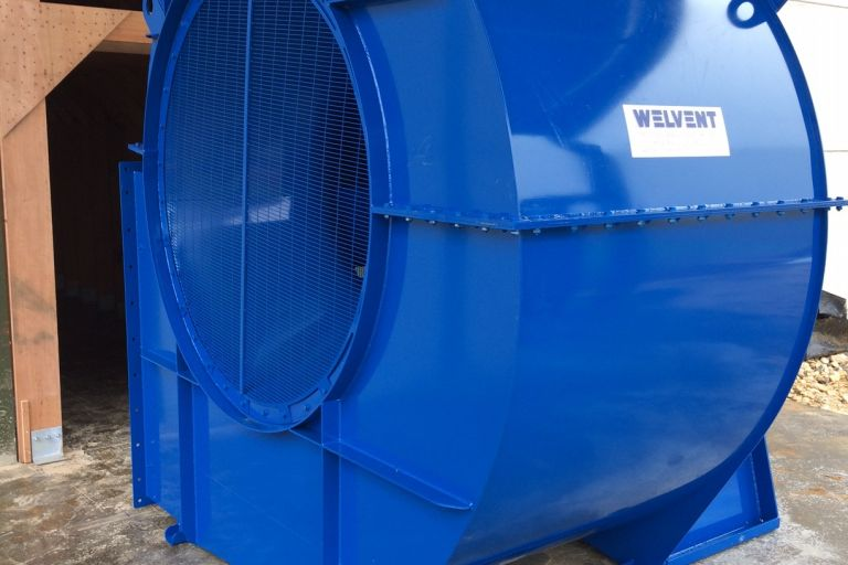 New Centrifugal Fan
