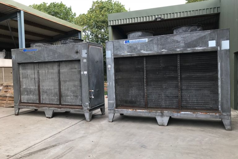 100Kw Refrigeration Unit For Hire