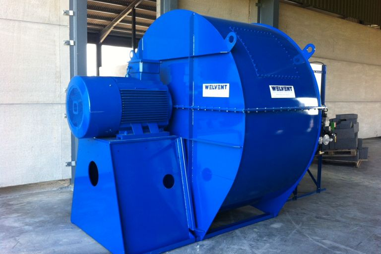 New 50hp Centrifugal Fan