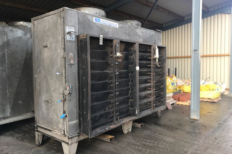 55Kw Refrigeration Unit