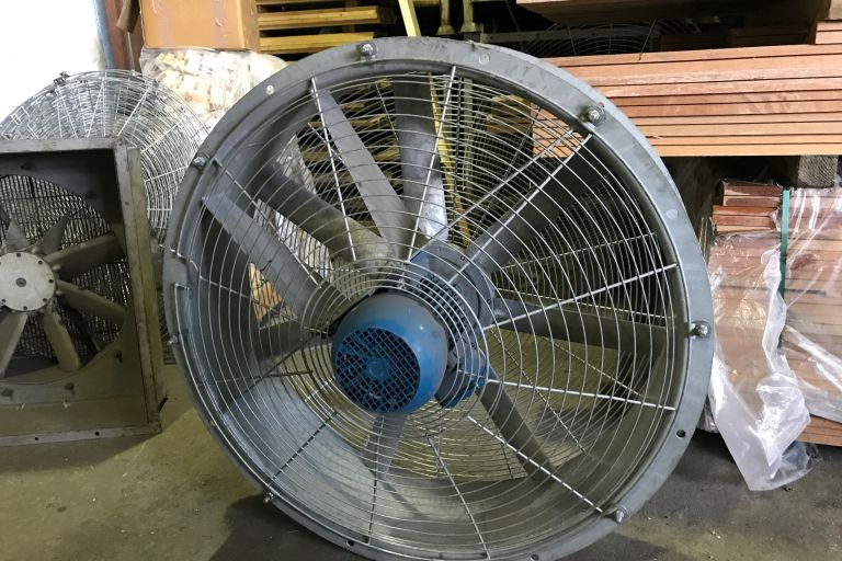 Axial Fan Unit