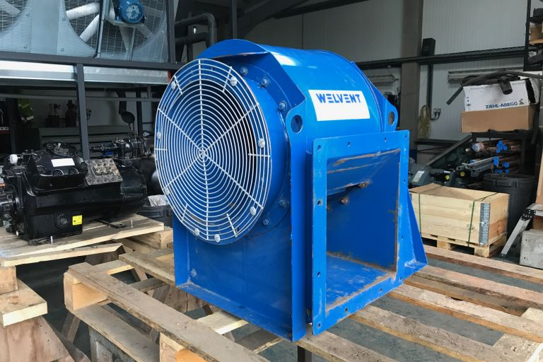 Single Phase Centrifugal Fan