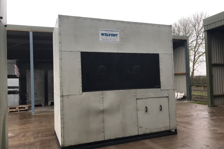 35Kw Refigeration Unit