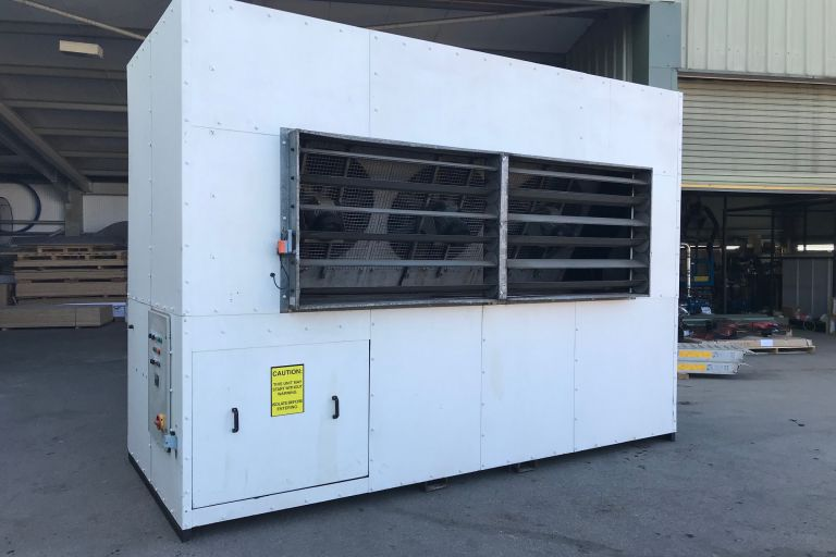 60KW Airmixing Refrigeration Unit