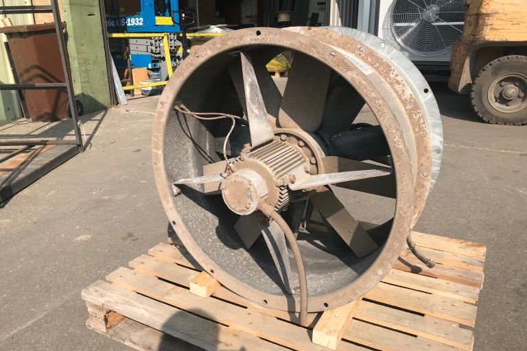 Woods Axial Fan Unit