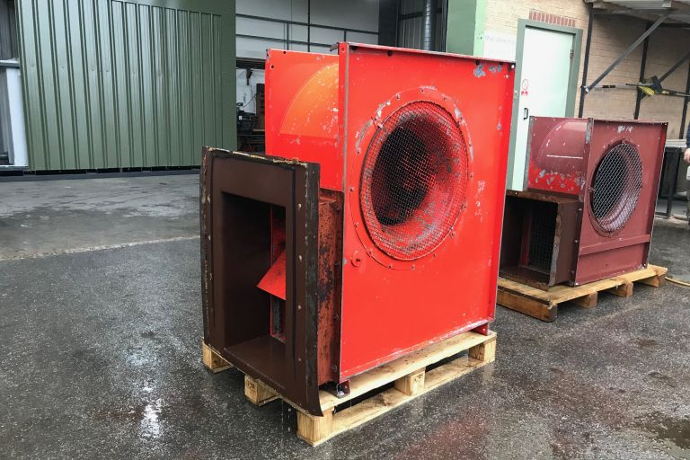5hp Rekord Fan Unit