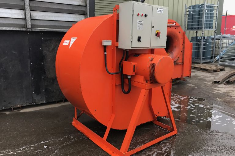 40Hp Centrifugal Fan