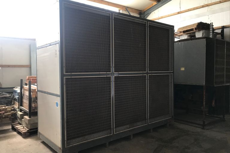 60Kw Pirie Refrigeration Unit