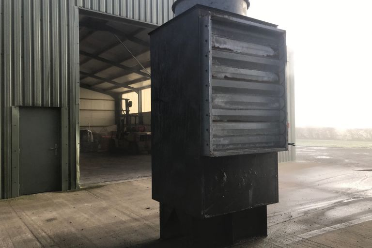 Steel Mixing Box