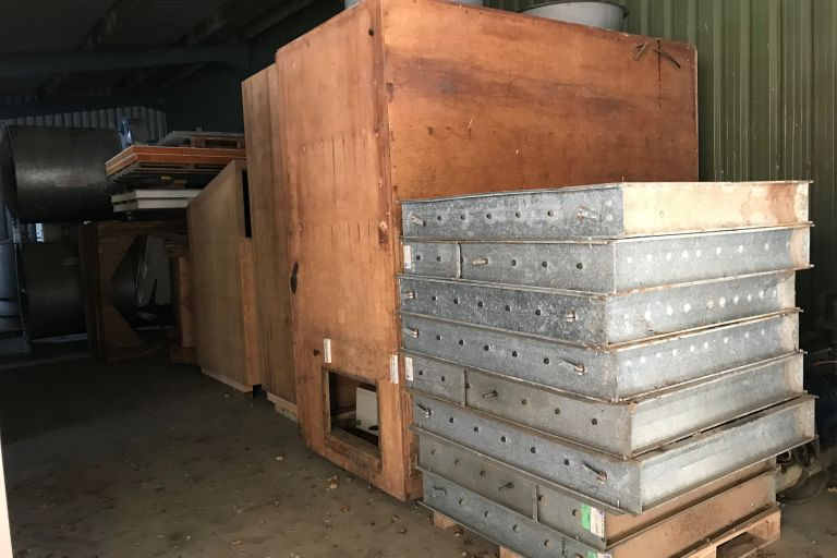 Timber Air Mixing Unit