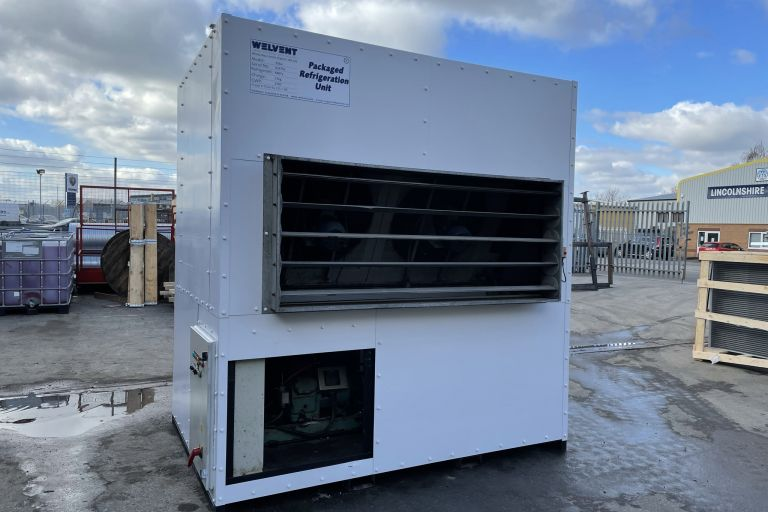 35 Kw refrigeration Unit