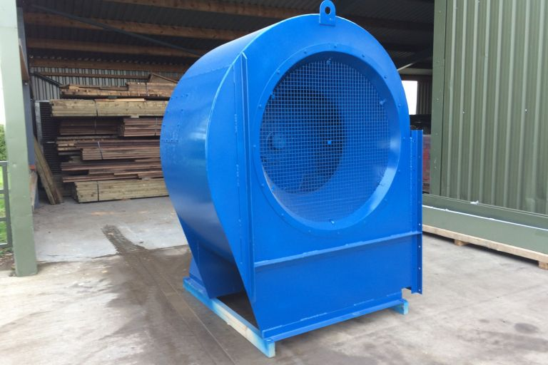 50Hp Centrifugal Fan Unit