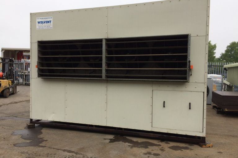 90Kw Arirming Refrigeration Unit