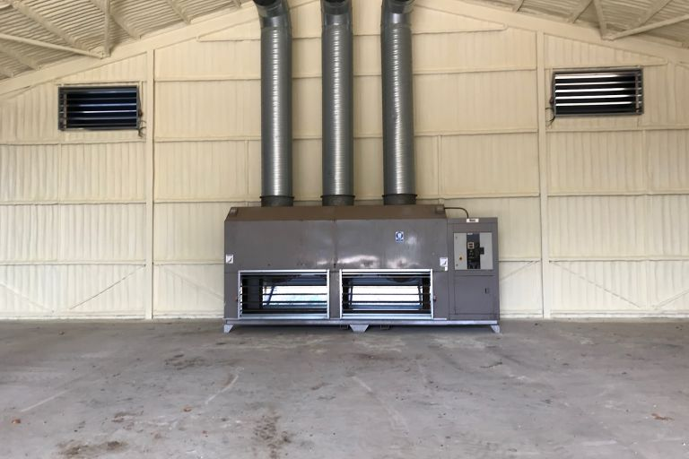95 Kw Secondhand Refrigeration Unit