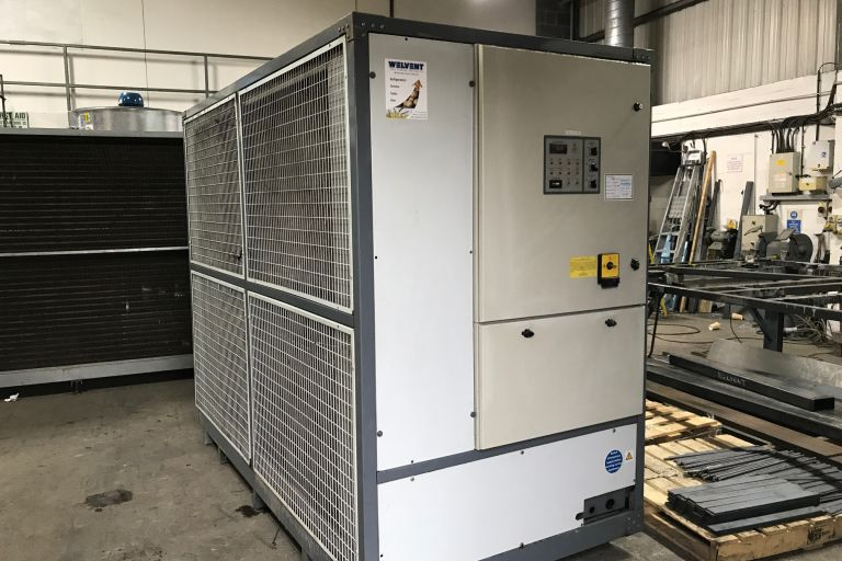Pirie  117/3 Refrigeration Unit